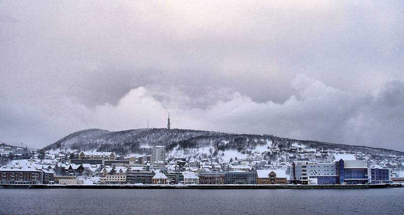 Dettagli webcam Harstad